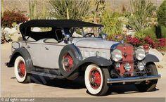 1930 Cadillac V16 Sport Phaeton - (Cadillac Motors, Detroit, Michigan 1902- present)