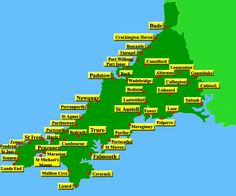 Image result for cornish towns and villages