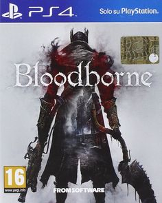 BLOODBORNE   playstation 4  PS4    nuovo!!!