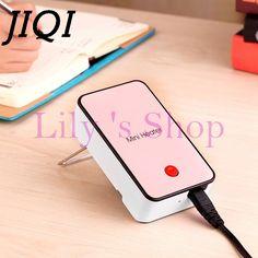 Portable MINI Heater for warming hand Electric Air Warmer Heating Winter Keep Warm Desk heating Fan for Office Home EU plug 50W