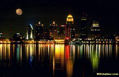 Louisville KY, baby!
