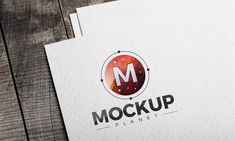 Free Logo PSD Mockup