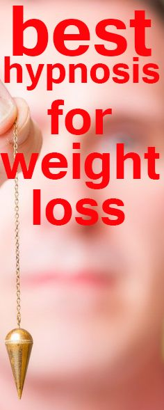Best hypnosis for weight loss