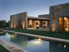 I love houses, especially contemporary