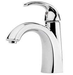 Pfister F-042-SL Selia Single Hole Bathroom Sink Faucet
