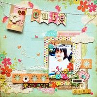 A Project by yuki.s from our Scrapbooking Gallery originally submitted 04/23/12 at 04:21 AM