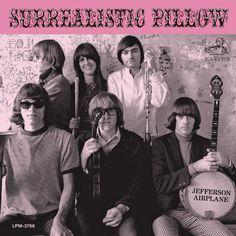 Jefferson Airplane - Surrealistic Pillow (1967)