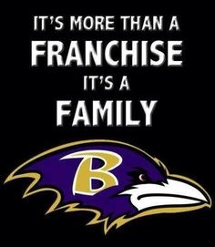 #RavensNation For Life  Don't like it? Don't like my team? Ask me if I give two f@&ks! Cut me open and I bleed black & purple ;-)