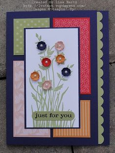 This is my first post for the Creative Crew on Splitcoast Stampers! I am so honored and thrilled to have been selected to be a part of their design team for the summer! I hope I can live up to th…