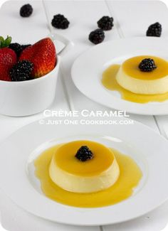 Crème Caramel (Purin) Recipe | JustOneCookbook.com