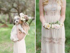 Flower crown - Sweet Marie Designs