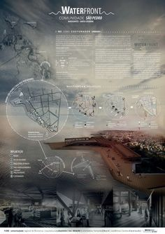 site plan blow up w diagrams next to it Architecture Panel, Architecture Visualization, Urban Architecture, Architecture Drawings, Concept Architecture, Amazing Architecture, Presentation Board Design, Architecture Presentation Board, Planer Layout