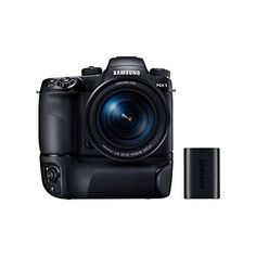 Samsung Compact System Smart Camera with Lens Kit MP, mm Lens) 50 Mm Lens, Samsung Camera, Binoculars, Compact, Kit, Black, Products, Black People, Gadget