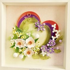 © natalimalko0457- Quilled heartư picture (Searched by Châu Khang)