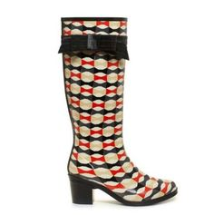 Kate Spade rain boot