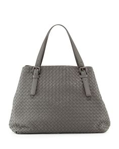 48e01c5fd1 Bottega Veneta Large A-Shape Tote Bag