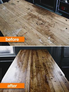 furniture refinished with wax | Before & After Roundup: Refinished Wood Furniture Projects | Apartment ...
