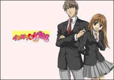 Itazura Na Kiss  YEP!  I watched it!  I sure did!
