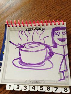 Coffee! You Draw, Party Games, Coffee, Fun, Kaffee, Fin Fun, Cup Of Coffee, Funny
