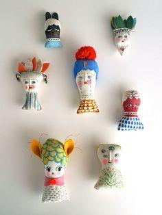 miniatures, hand paint, folk doll, doll hand, hands, paint display, display art, art dolls, crafti miniatur