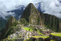 From the Inca Empire to the Peruvian Amazon