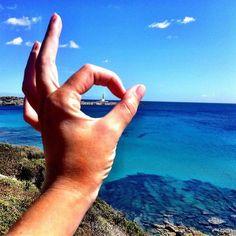 OK! This is Menorca ;) #menorcamediterranea
