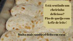 Resultado de imagem para receita de kefir com gelatina