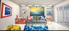 Virtual Living Room featuring a selection of my Societ6 designs. Art Prints, Living Room, Artwork, Design, Art Impressions, Work Of Art, Auguste Rodin Artwork, Home Living Room