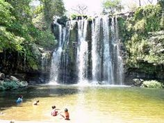 Llano de Cortes Waterfall just west of Bagaces, Costa Rica - Google Maps
