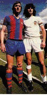Cruyff & Kempes