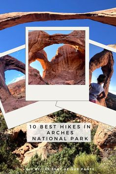 Bring the Whole family on these short hikes to epic Rock Rainbows. these awe-inspiring sights will blow you away. Plan for the best trip to the best sights with this information.