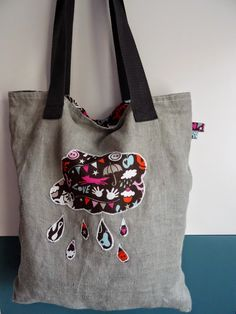 erna näht: Things I Love - Wendy Sewing Ideas, Hamburger, Plastic, Tote Bag, My Love, Bags, Bags Sewing, Ideas, Handbags