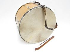 """Tupan Drum, 20"""", Bolt Tuned - Mid-East by Mid-East. $228.65. Tupan, also known as Daouli, Davul, Dawul, and Tabl Baladi, is a two-headed drum. This version is bolt tuned with shoulder strap. Includes tuning tool and beaters."""