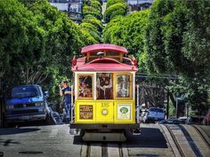 SF Cable Car No. 15 by T. Malachi Dunworth  on 500px