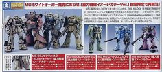 Ngee Khiong: MG Exia & Others from Hobby Japan August Issue