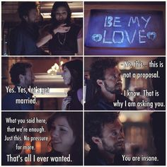 I don't know which couple I ship more Hodgins and Angela or Booth and Brennan.who am I kidding it's Angela and Hodgins Best Tv Shows, Best Shows Ever, Favorite Tv Shows, Movies And Tv Shows, Booth And Bones, Booth And Brennan, Bones Tv Series, Bones Tv Show, Tv Show Quotes