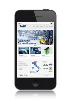 Publifarm - TAB Italia: Sito internet