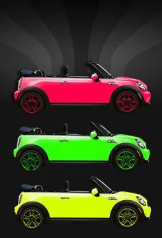 2d studio inspiratie: Mini neon