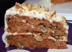 Find the best carrot cake recipe, with or without pineapple, plus recipes for carrot cupcakes with cream cheese frosting, and other easy carrot-y treats. Carrot Recipes, Sweet Recipes, Cake Recipes, Snack Recipes, Dessert Recipes, Pasta Cake, Turkish Sweets, Best Carrot Cake, New Cake