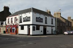 The Ferry Inn, Broughty Ferry, Dundee, Scotland. Log Fires, Scottish Castles, Dundee, Heaven On Earth, Great Britain, Hearth, Travel Pictures, Scotland, Public