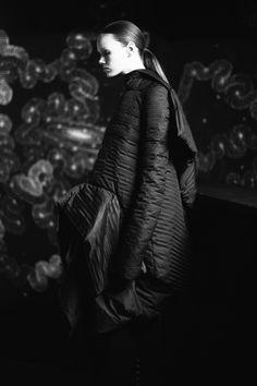 Rick Owens SHANNON, FW15 SPHINX WOMENS ✨ Fashion Fantasy - Darkness