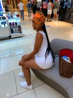 Cute Swag Outfits, Chill Outfits, Dressy Outfits, Summer Outfits, Black Girl Fashion, Cute Fashion, Teen Fashion, Fashion Outfits, Running Errands Outfit