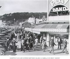 Saberpoint Remembering San Francisco S Playland At The Beach Oakland