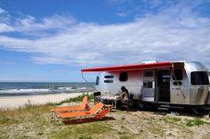 Airstream Caravans – Die amerikanischen Kultwohnwagen #airstream #Kult #vintage
