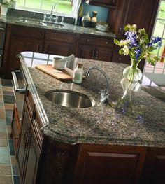 caledonia brown granite - Google Search