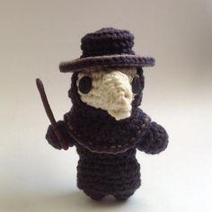 Kawaii Crochet, Crochet Geek, Cute Crochet, Crochet Dolls, Crochet Stitches, Knit Crochet, Crochet Hats, Beginner Crochet, Easy Crochet