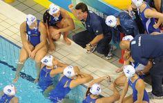 Brazilian National Team (Water Polo Players)