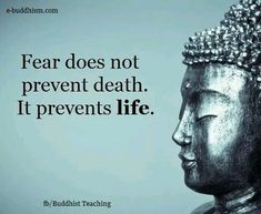 86 Deep Thoughts Quotes Every Words That Will Inspire You 33 Fear Quotes, Quotable Quotes, Wisdom Quotes, Life Quotes, Buddha Quotes Life, Life Death Quotes, Best Buddha Quotes, Buddhist Quotes, Spiritual Quotes