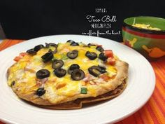 Homemade Taco Bell Mexican Pizza Recipe