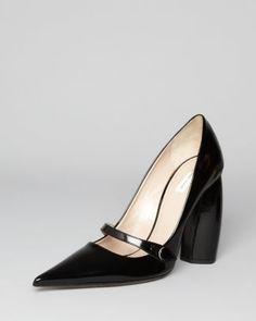 Marc Jacobs Pumps - Maryjane High Heel  Bloomingdale's